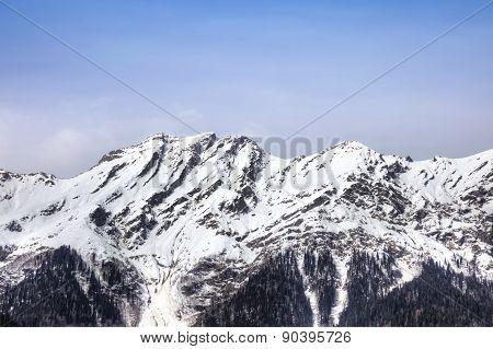 Caucasus. Mountain Pshegishhva