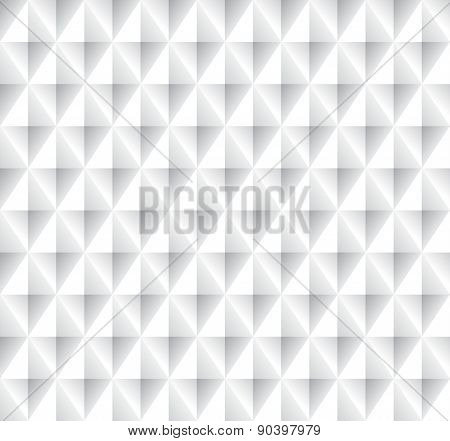 Abstract Geometrical Background with Rhombus