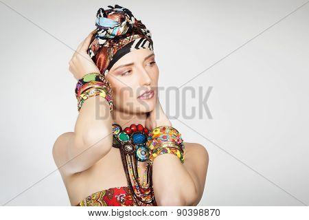 Colorful Exotic Fashion