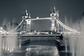 picture of london night  - London Tower Bridge - JPG