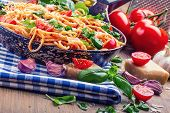 picture of spaghetti  - Spaghetti - JPG