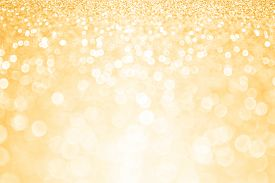 picture of glitter sparkle  - Abstract gold glitter confetti sparkle party background - JPG