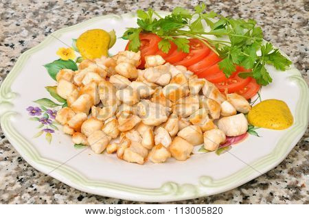 Chicken fries