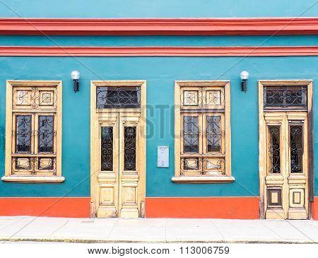Lima houses