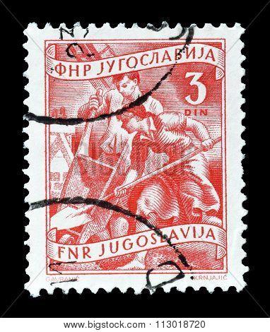Yugoslavia 1950