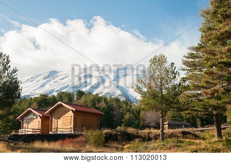 Mount Etna Landscapes