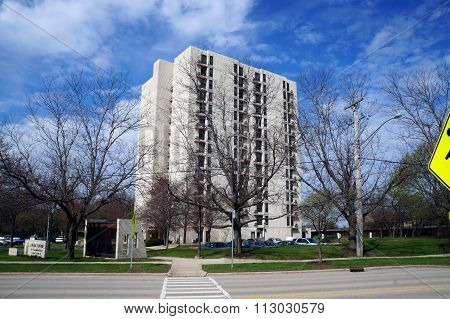 Park Tower Affordable Senior Apartments