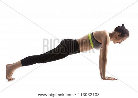The Plank Pose