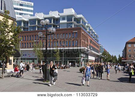 UMEA, SWEDEN ON AUGUST 04