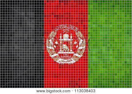 Flag Of Afghanistan.eps