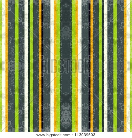 Vertical Line Grunge Effect Colored Geometric Background