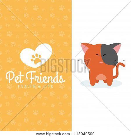 Pet shop background