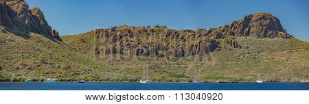 Turkish Blue Voyage Yachts in Seven Islands Marmaris