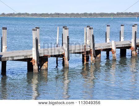 Pier: Mandurah Foreshore, Australia