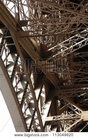 The Eiffel Tower. The Fragments.