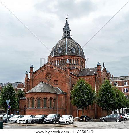 St Marks Church, Denmark