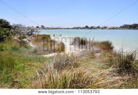 Lake Coogee Landscape, Western Australia