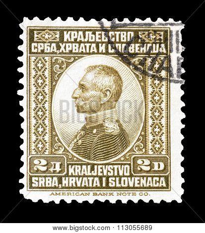 Yugoslavia 1921