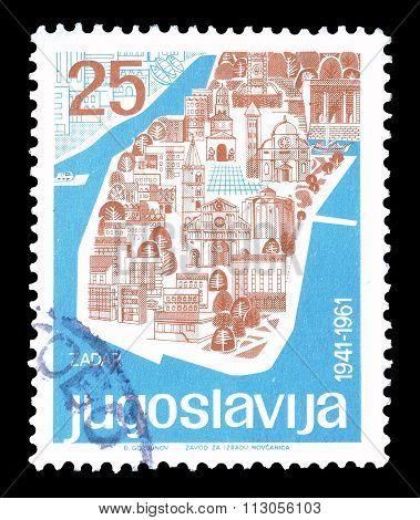 Yugoslavia 1961