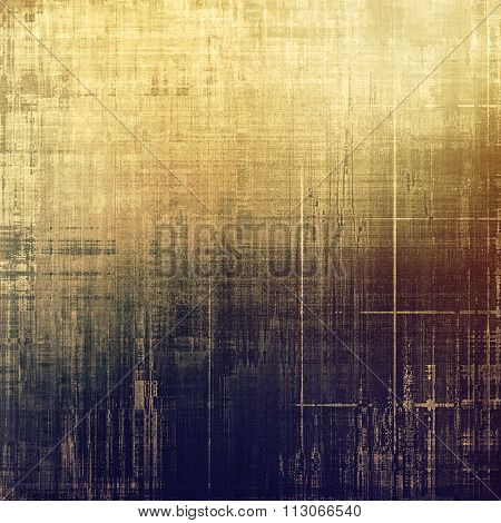 Grunge colorful background. With different color patterns: yellow (beige); brown; purple (violet); gray