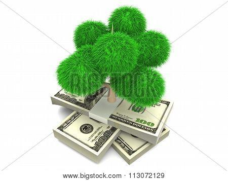 Green Money.....
