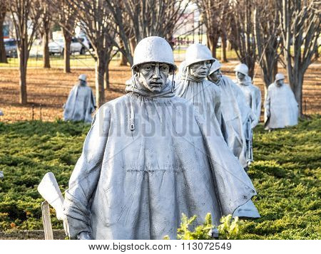 Warriors of the Korean War