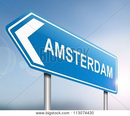 Amsterdam Concept.