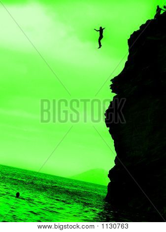Green Freefall