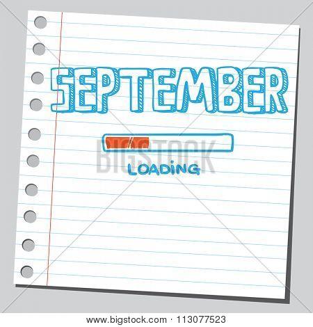 September loading process