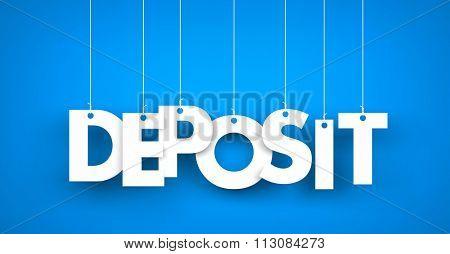 Deposit - word