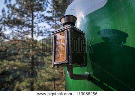 Heritage Railway In Serbia