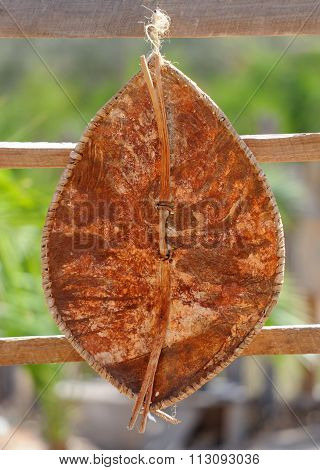 Leather Tribe Shield