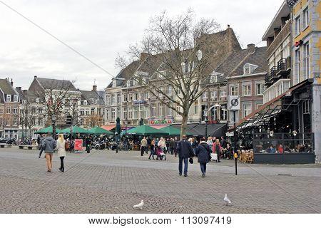 Maastricht, Netherlands - Market Square