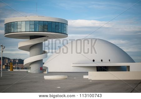 Niemeyer, Avilés, Asturias