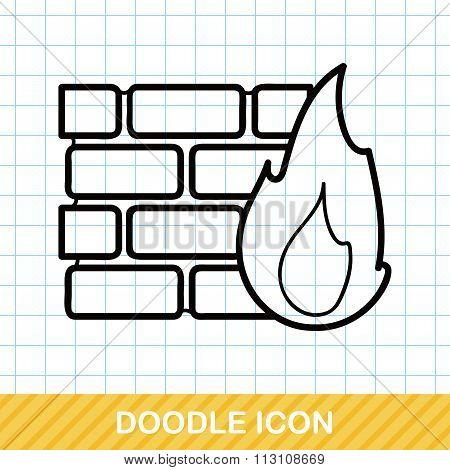 Firewall Doodle