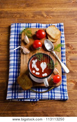Tomato Puree The Soup