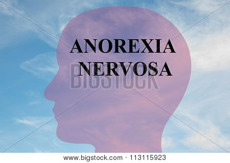 Anorexia Nervosa Concept