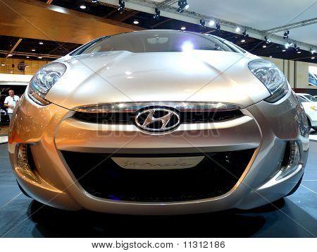 Hyundai i-mode Concept Car