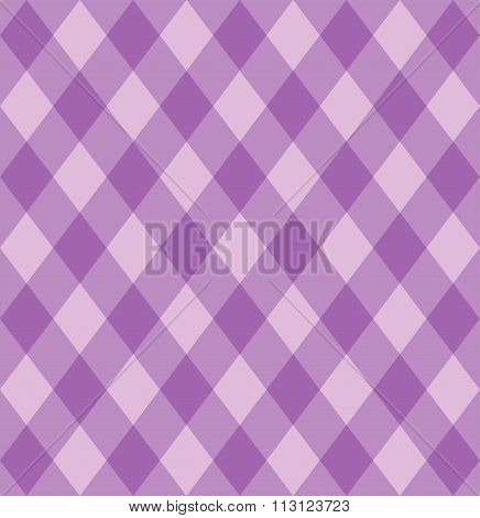 Background With A Pattern In The Scottish Style