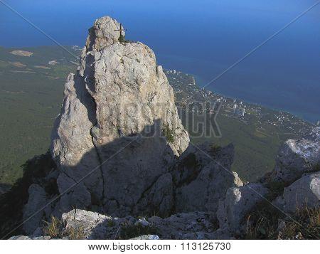 I-petri Hill, Crimea