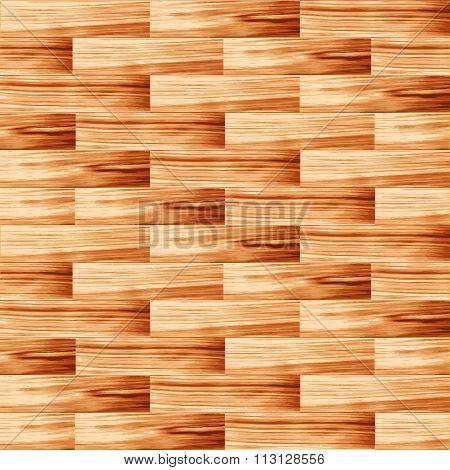 Background Floorboard Vector Illustration