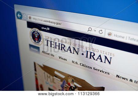 Virtual Embassy Tehran