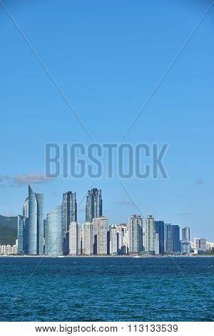 Marine City In Busan