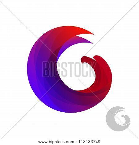 Eagle Logo Icon Design.