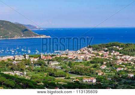 Marina Di Campo Isola D'elba Italy)
