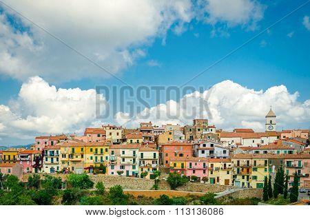 Isola D'elba (tuscany Italy) Capoliveri