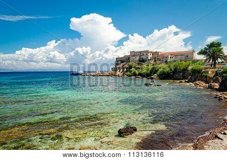 Pianosa Island (tuscany Italy)