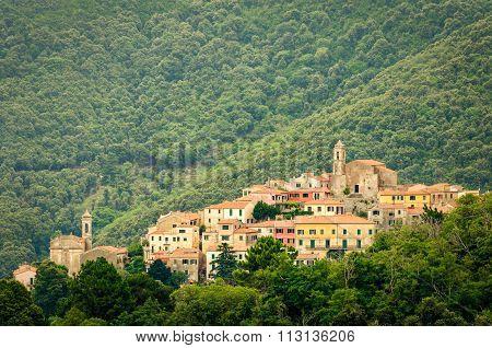 Poggio (isola D'elba Italy)