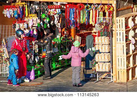 Carpathians Tourist Market