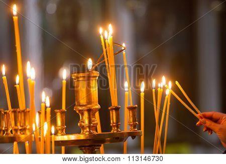 Candles Church
